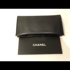 """🖤 CHANEL """"2020"""" Style Leather Sunglass Case! NEW!"""